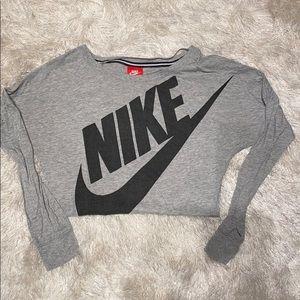 Nike Futura Logo LS